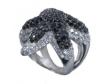 Кольцо, серебро 925, циркон 012 02 21-02576 2010 г артикул 8156w.