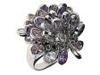 Кольцо, серебро 925 001 02 21-02104 2009 г артикул 8158w.