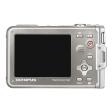 Olympus Mju Tough-8010, Platinum Silver Цифровая фотокамера Olympus Модель: Tough-8010 артикул 6880o.