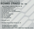 The Royal Philharmonic Orchestra R Strauss (SACD) Серия: The Royal Philharmonic Collection инфо 3889y.
