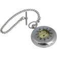 """""""Часы охотника"""" карманные на цепочке, с окошком, механические, швейцарский механизм 17 камней 00567 цепочке – механические швейцарские (ETA) артикул 13857o."""